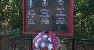 Të shtunën përkujtohen tre dëshmorët e UÇPMB-së, Shkëlzen Krasniqi, Betim Berisha dhe Eqrem Hoxha në 20 vjetorin e rënies heroike