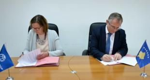 Banka Botërore për Ballkanin Perëndimor ndanë një grant marrëveshje në vlerë prej 2.785.000 dollarë, e cila i dedikohet komunave