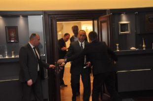 Përfundoi takimi i ambasadorëve të Quintit dhe liderëve të pozitës e opozitës