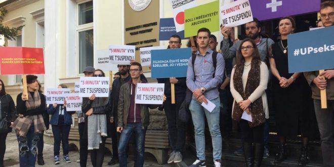 ORCA organinzon sot protestë kundër ndërhyrjeve politike në pavarësinë e Këshillit Shtetëror të Cilësisë