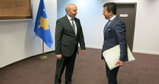 Mustafa: Të përkushtuar për thellimin e bashkëpunimit me Italinë