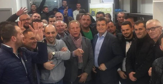 Lideri i AKR-së Behxhet Pacolli: Agim Bahtiri do ta udhëheqë Mitrovicën edhe 4 vjet me duar të pastra