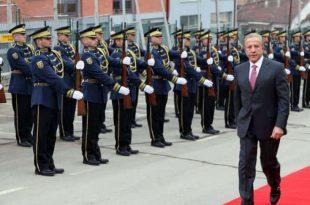 Ministri i Jashtëm, Behxhet Pacolli e ka uruar për votimin e projektligjit për Ministrinë e Mbrojtjes së Kosovës