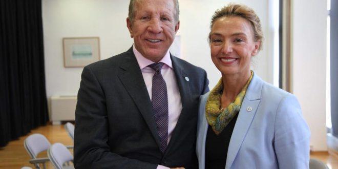 Ministri i Jashtëm Pacolli: Raportet e shkëlqyeshme me Kroacinë do t'i avancojmë ekonomikisht