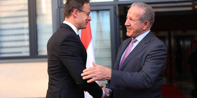 Pacolli: Jemi mirënjohës Hungarisë për mbështetjen e dhënë që nga njohja e Kosovës dhe në proceset të shtetndërtuese