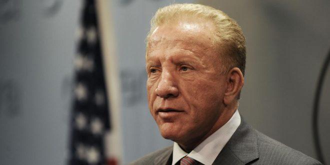 Kryetari i AKR-së, Behxhet Pacolli po qëndron në New York