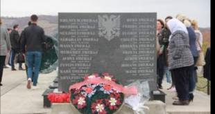 21 vjet nga masakrimi i 19 anëtarëve të familjes Imeraj në Pemishtë të Skenderajt nga ushtria dhe policia serbe