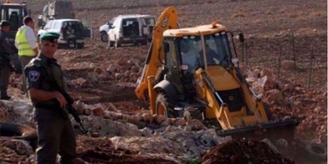 Ushtria izraelite e shkatërron një varrezë të lashtë në Palestinë, për të hapur rrugën drejt kolonive të pushtuara