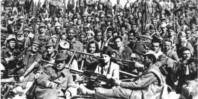 Dilaver Goxhaj: 75-vjetori i Brigadës së Parë Sulmuese Partizane