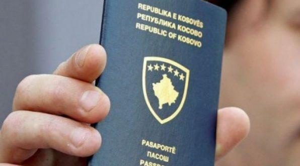 Për nga fuqia e pasaportës Kosova është në vendin e 99 në botë, pasi qytetarët e saj mund të lëvizin në vetëm 40 shtete