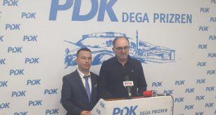 PDK në Prizren, vlerëson se qeverisja aktuale nga Haskuka është larg përfaqësimit të interesave të qytetarëve