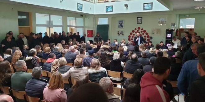 Procesi zgjedhor në PaDK po vijon sipas planit të hartuar nga Komisioni për zgjedhje të brendshme në këtë parti