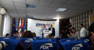 PAN konfirmon pjesëmarrjen në takimin konsultativ të së mërkurës të thirrur nga kryesuesi i Kuvendit Adem Mikullovci