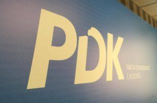 PDK e konsideron të papranueshme sjelljen e qeverisë në detyrë në raport me veriun e vendit që po ndikohet nga Beogradi