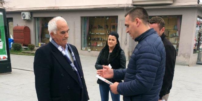 Dega e Rinisë Demokratike të Kosovës në Pejë propozon 21 Nëntorin ditë të Alfabetit