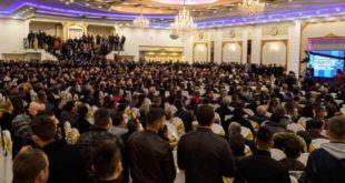 PDK-ja me partnerët e koalicionit: AAK, KDTP, VAKAT dhe RAE, përmbyllën fushatën zgjedhore në Prizren