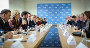 PDK në mbledhjen e parë të Kryesisë së saj zgjedh dhe plotëson strukturën e re drejtuese të partisë