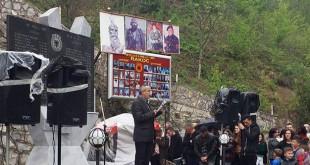 Në 17-vjetorin e rënies janë përkujtuar 28 dëshmorë të kombit dhe 32 martirë, të rënë në Rakoc të Kaçanikut