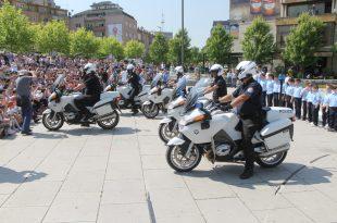Edhe gjatë ditës se sotme vazhdojnë aktivitetet e ndryshme me rastin e 20 vjetorit të themelimit të Policisë së Kosovës