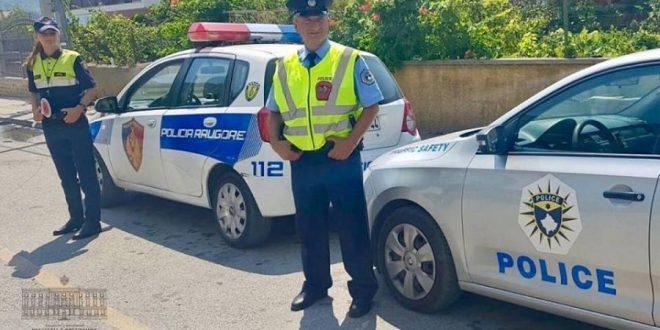 Policia e Kosovës e ajo Shqipërisë vazhdojnë të bashkëpunojnë për të ofruar siguri gjatë sezonit turistik