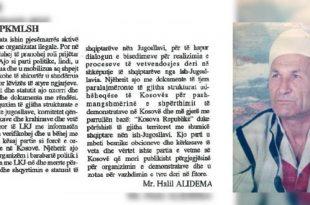Osman Osmani: Programi politik dhe operativ i PKMLSHJ-së në vitin 1978 IV