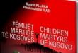 """Promovohet libri """"Fëmijët martirë të Kosovës 1981 – 1999″, i autorëve Nusret Pllana dhe Hanëmshahe Ilazi"""
