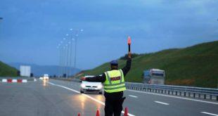 Policia shprehet e shqetësuar për situatën e sigurisë në trafik dhe numrin e madh të aksidenteve me fatalitet