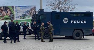 Forcat paqeruajtëse të KFOR-it në Kosovë e kanë vlerësuar stabile, situatën në vend, pas zhvillimeve në kufi me Serbinë