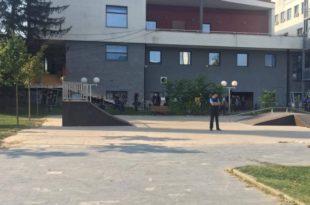 Policia shton praninë e saj në Prishtinë duke sjellë pjesëtar të saj nga rajone tjera