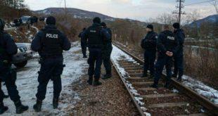 Disa medie të huaja raportuan lidhur me ndalimin e trenit që u nis nga Beogradi për në Mitrovicë