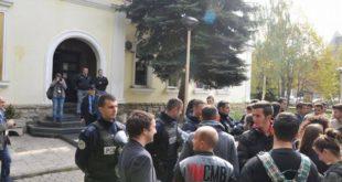 """Parlamenti i Studentëve do të protestojë sot para Rektoratit të Universitetit të Prishtinës """"Hasan Prishtina"""""""