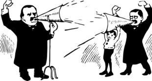 """A po e kuptojnë drejt kuptimin e fjalës, """"matrapaz"""", politikanët tanë që po ia gjuajnë kuturu njëri tjetrit"""