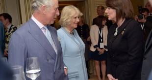 Kronika e Zyrës së Ambasadës së Britanisë së Madhe lidhur me arritjen në Kosovë të Princit Charles dhe Dukeshës Cornwall