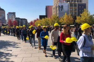 BSPK më 1 maj do të organizojë protesta kundër vdekjeve në vendin e punës