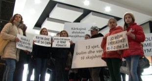 Banorët e fshatit Hade sot do të protestojnë para ndërtesës së Qeverisë së Kosovës