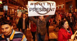 Mijëra amerikanë po protestojnë kundër zgjedhjes së Donald Trumpit për kryetar të Amerikës