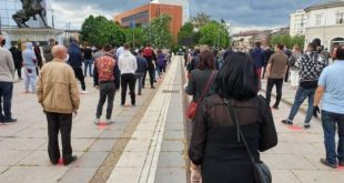 Protesta LVV
