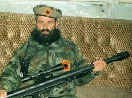 Ka vdekur, Jetullah Qarri, i njohur gjatë luftës si Komandant Guri, komandant i Brigadës 60 të SHP të UÇK-së