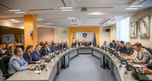 Kryeministri Haradinaj ka thirrur një mbledhje të qeverisë për sot në të cilën do të shqyrtohen 11 pika të rendit të ditës