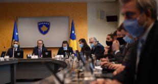 Qeveria e Kosovës ka miratuar sot rishpërndarjen e kursimeve mbi 47 milionë eurove për vitin 2020