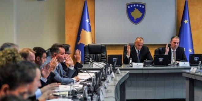 Qeveria e Kosovës në mbledhjen e rregullt të mbajtur sot ka miratuar draft-kodin e Procedurës Penale