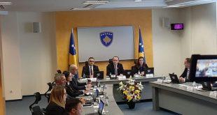 Kryeministri Hoti: Prioritet do ta kemi luftimin e pandeminë COVID-19 dhe rimëkëmbjen ekonomike të vendit