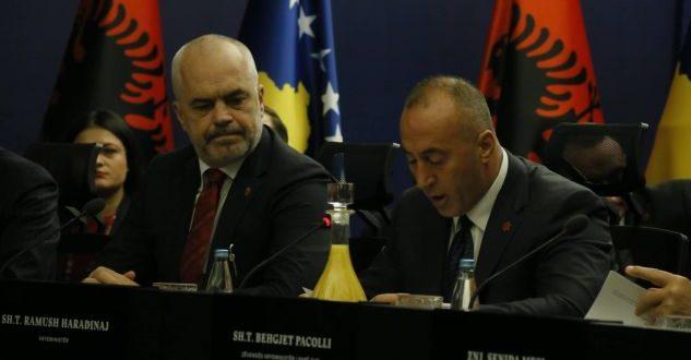 Dy Qeveritë shqiptare mbledhjen e gjashtë me radhë do ta mbajnë muajin maj në qytetin e Shkodrës