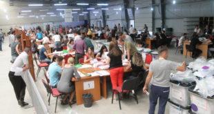 Qendra e Numërimit dhe Rezultateve: Pas dy-tri dite fillon numrimi i rreth 12 mijë votave