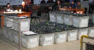 Në Qendrën e Numërimit e Rezultateve janë rinumëruar deri më tani 31 përqind e vendvotimeve pas vendimit të PZAP-it