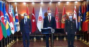 Ministri i Mbrojtjes, Anton Quni viziton kadetët e FSK-së që studiojnë në Akademinë Ushtarake të Turqisë