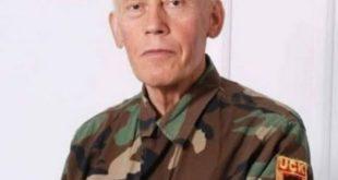 Ndahet nga jeta ish-ushtari i Ushtrisë Çlirimtare të Kosovës, Rexhep Ahmeti