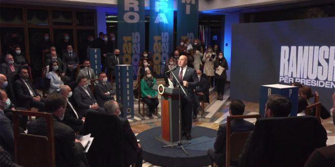Aleanca për Ardhmërinë e Kosovës e shpalos programin e vet zgjedhor 2021- 2025 me katër pika kryesore