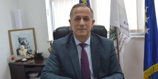 Ragip Begaj: Malisheva po menaxhon mirë situatën e krijuar me COVID-19 dhe po shkon drejt stabilizimit