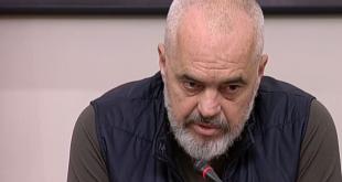 Rama kërkon që të njerëzit e zhvendosur në Kosovë të binden që të kthehen dhe të akodmohen në hotele në Shqipëri